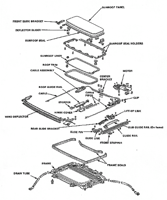 90 Honda Civic Wiring Diagram